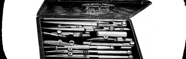 Instruments d'un Architecte