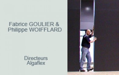 Témoignage Algaflex Polantis