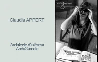 Témoignage Claudia Appert