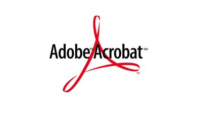 Logiciel AdobeAcrobat