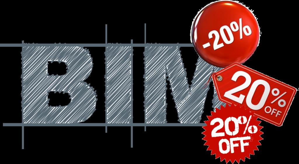 BIM 20% d'économies