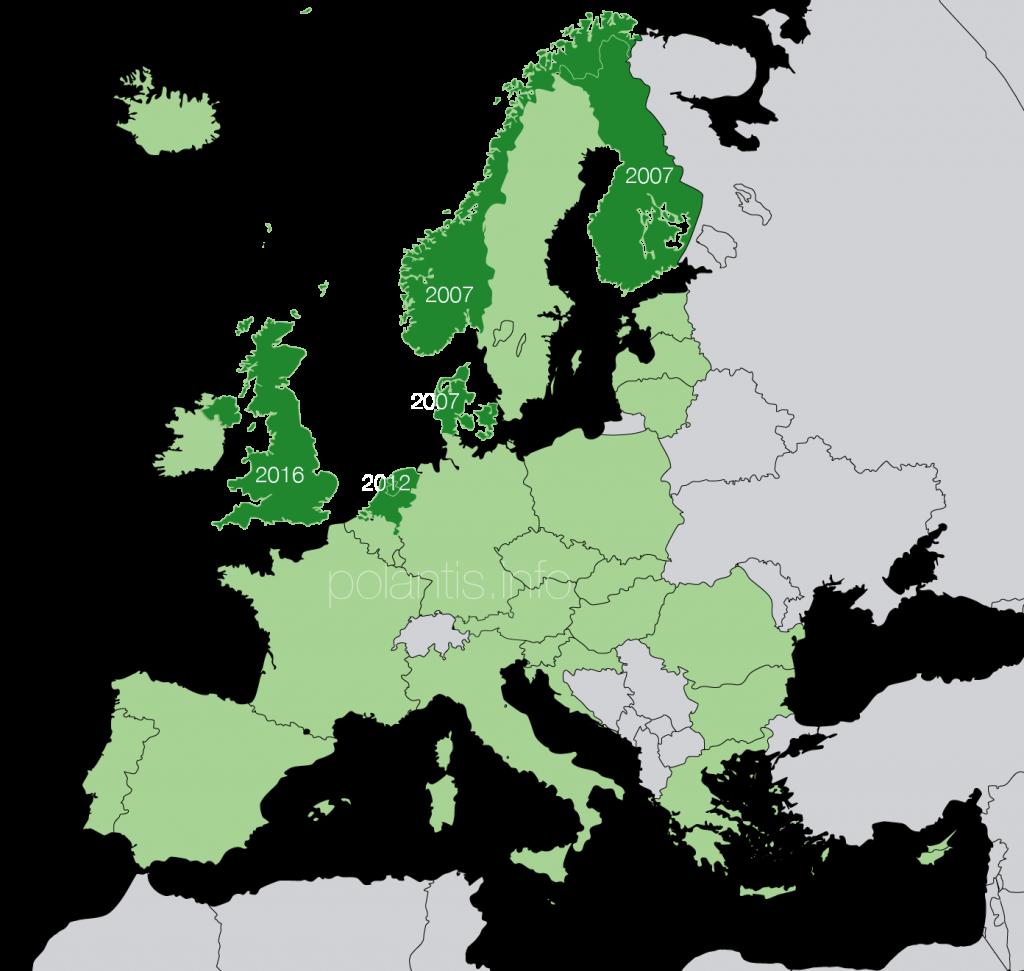 Réformes BIM en Europe