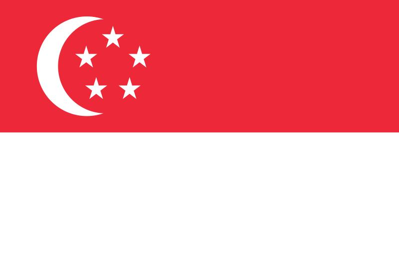 drapeau de Singapour - Réforme BIM