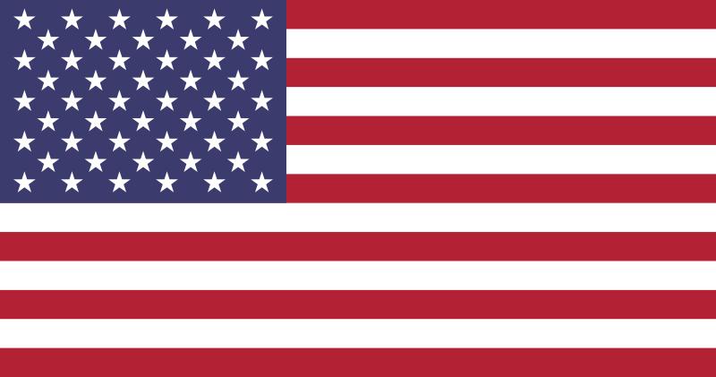 Drapeau des Etats Unies - Réforme BIM