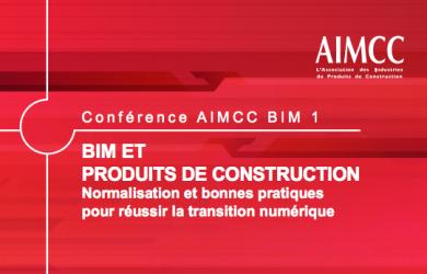 Conférence BIM AIMCC