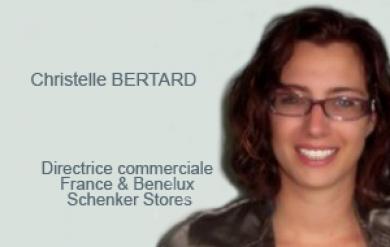 featured-Christelle Bertard Schenker Stores