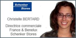 Temoignage de Christelle Bertard
