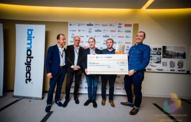 2eme prix du Concours BIM